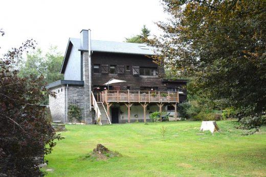 chalet rigodon Ardennen